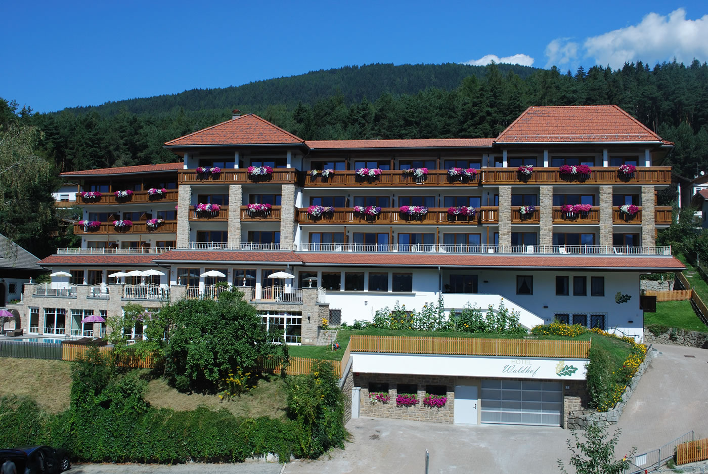 Hotel Waldhof – Percha 2013
