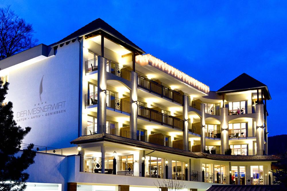 """Hotel """"Der Mesnerwirt"""" – Hafling/Meran"""