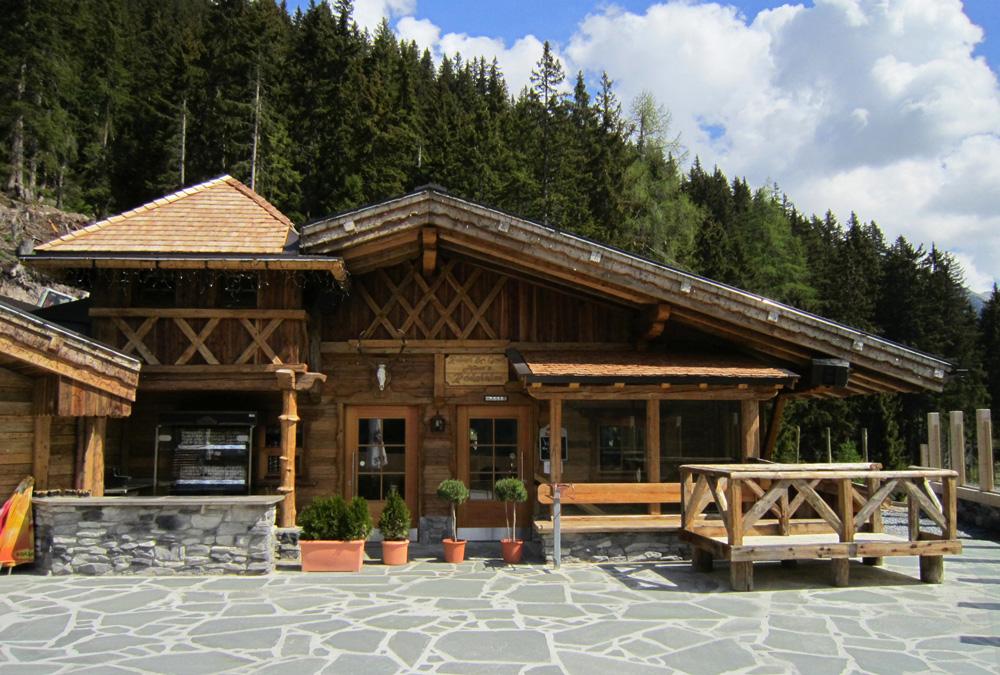 Alber's Rodelam – St. Anton/Arlberg