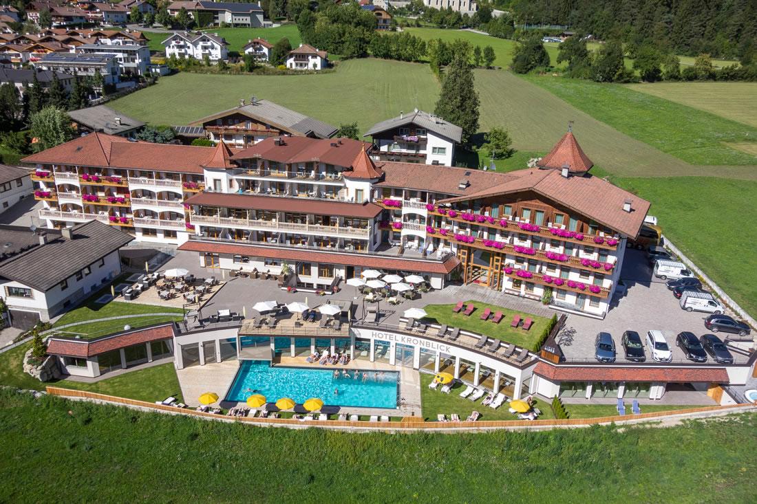 Hotel Kronblick – Kiens