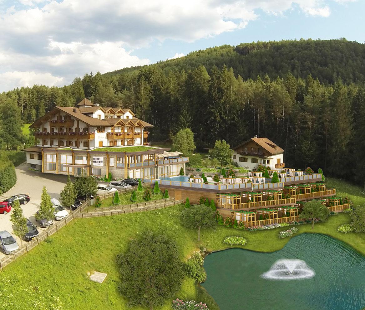 Hotel Weiher, Issing/Pfalzen